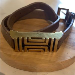 Tory Burch double wrap Fitbit bracelet
